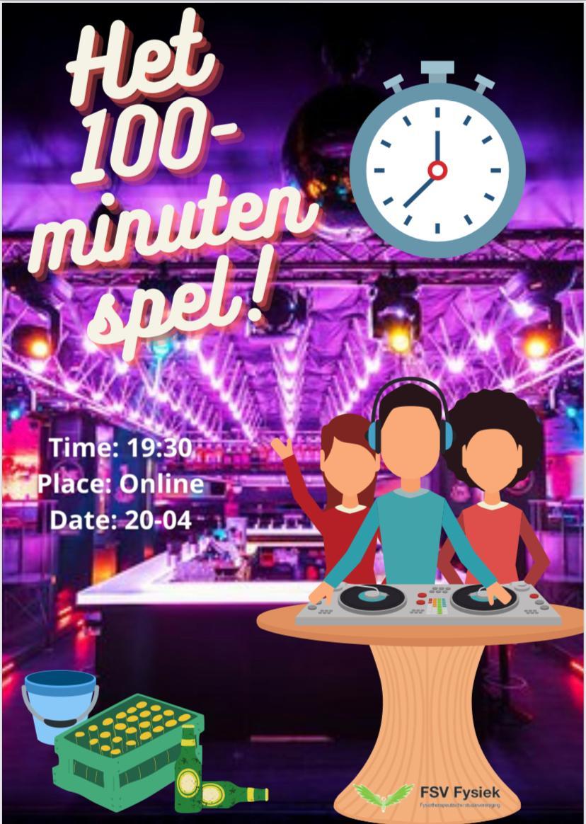 100 minuten spel
